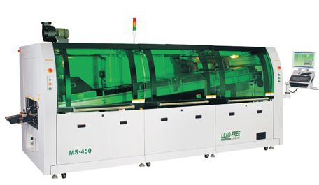 IET Lead Free Wave Solder Machine MS-450